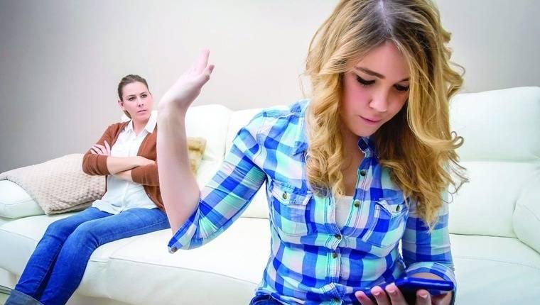 Колючие годы: Как общаться сдетьми-подростками